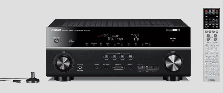 Khuyến mãi Ampli Receiver Yamaha 5.1 - 7.1