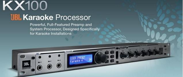 mixer JBL KX-100