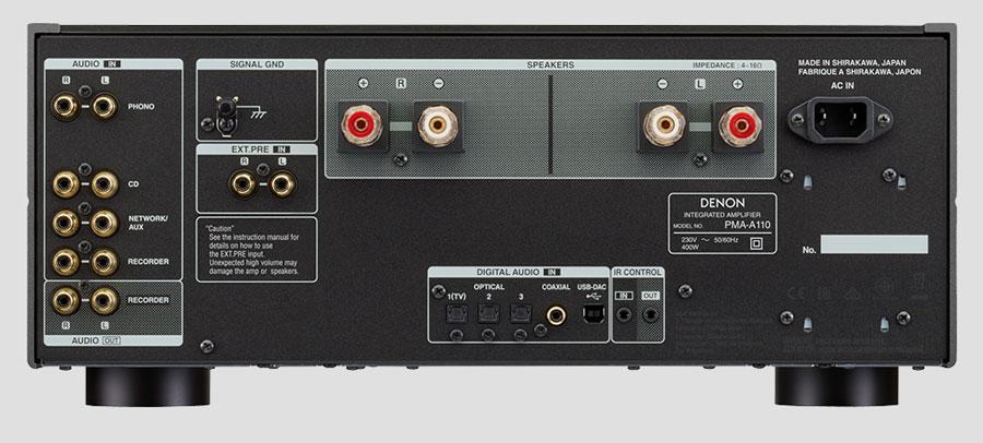 Ampli Denon PMA A110