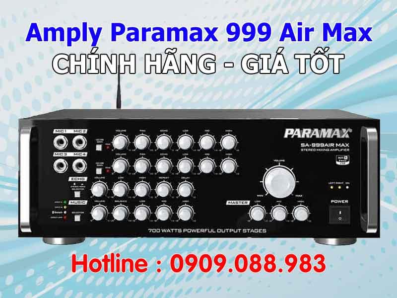 Amply Paramax SA 999 Air Max
