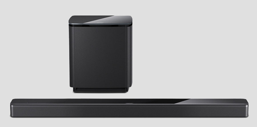 Bose Soundbar 700 + Sub Bose 700