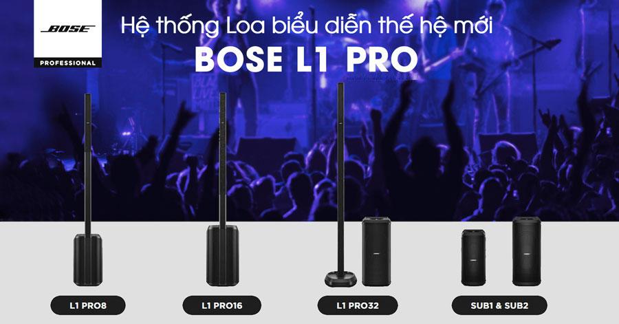Bose Sub 1 Bass