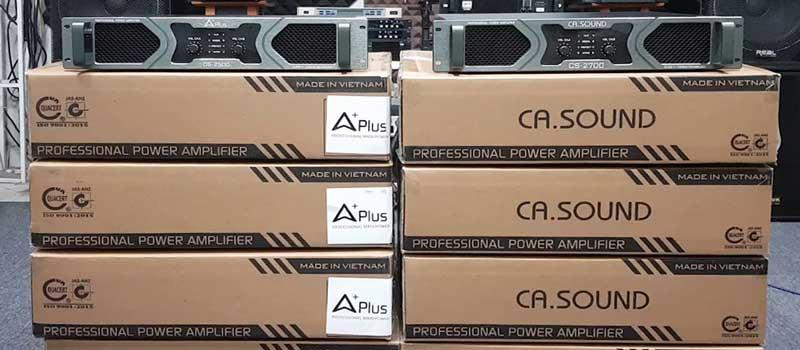 Cục đẩy Aplus ( CASound ) CS 2500