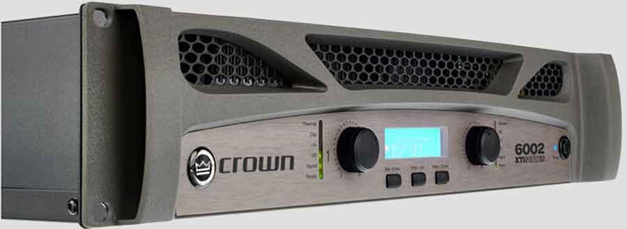 Cục đẩy Crown XTi 6002