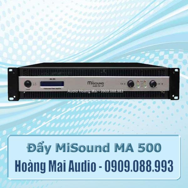 Cục đẩy MiSound MA 500