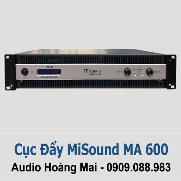 Cục đẩy MiSound MA 600