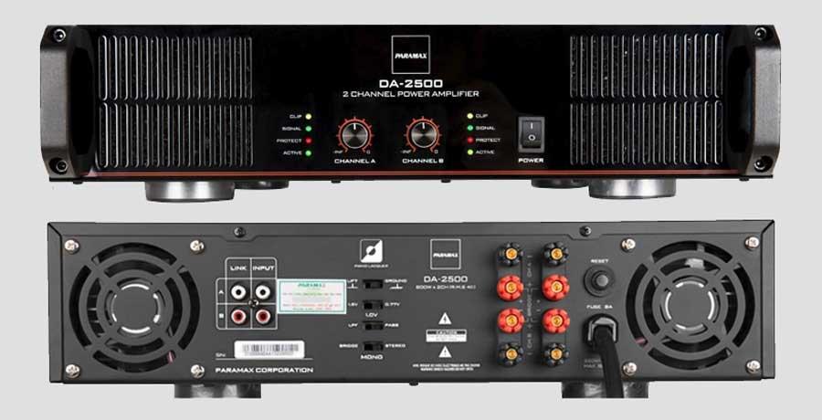 Cục đẩy Paramax DA 2500