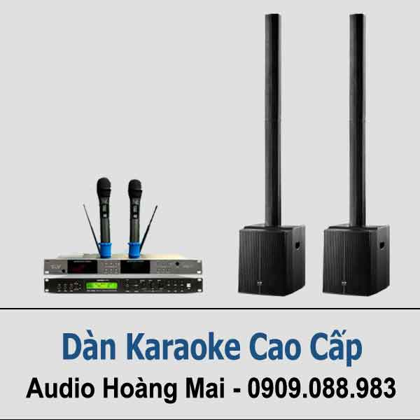 Dàn Karaoke Cao Cấp 120