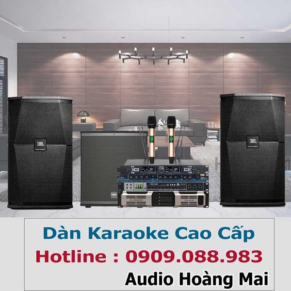Dàn Karaoke Cao Cấp 68