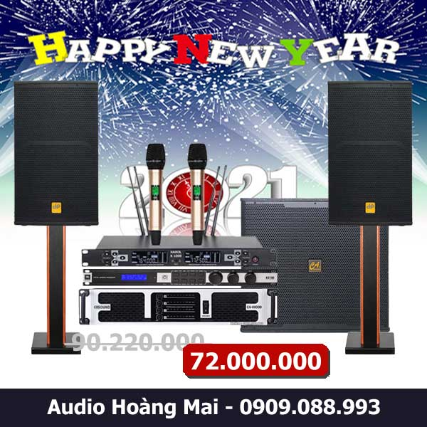 Dàn Karaoke Cao Cấp 720