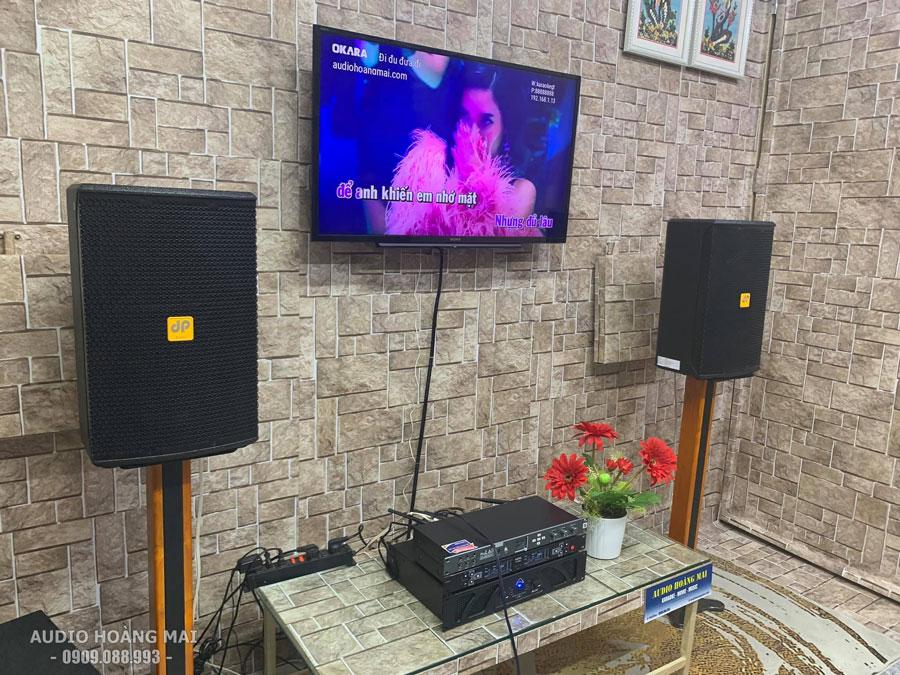 Dàn karaoke cao cấp HM065