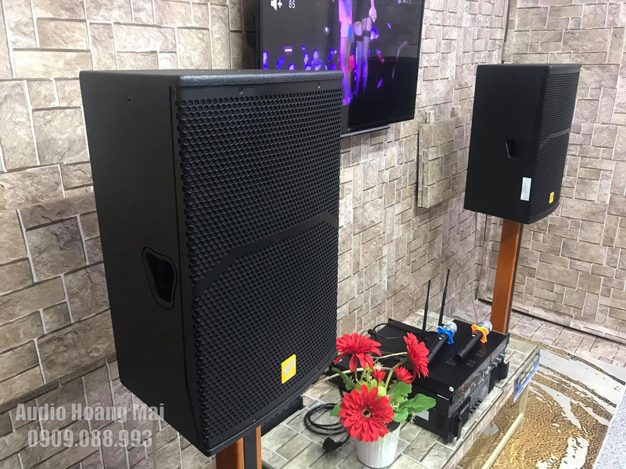 Dàn karaoke cao cấp HM854