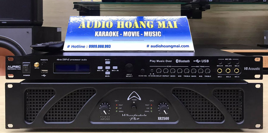 Dàn karaoke JBL 352