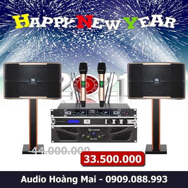 Dàn Karaoke JBL - Crown 335