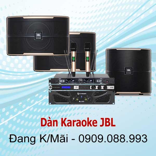 Dàn Karaoke JBL Crown 520