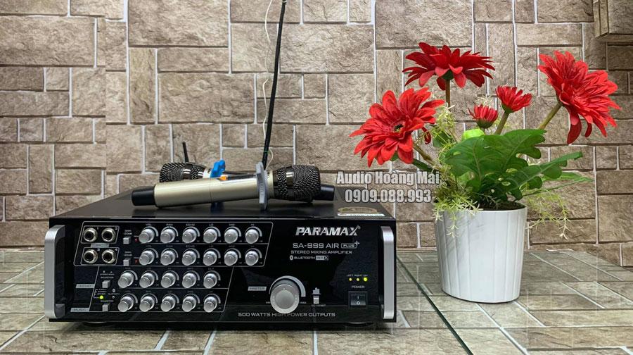 Dàn Karaoke Paramax 018