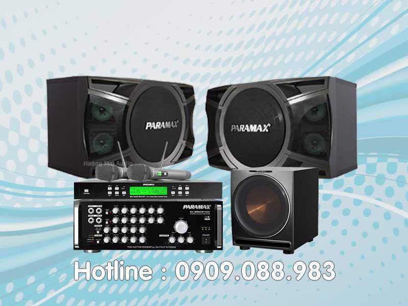 Dàn Karaoke Paramax 027