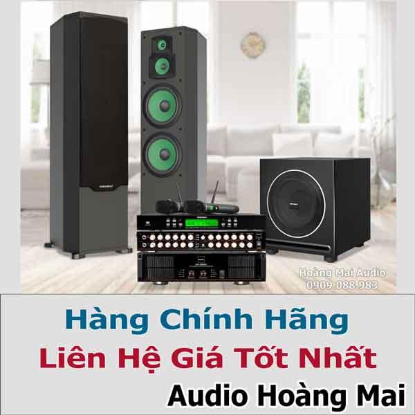 Dàn Karaoke Paramax 030