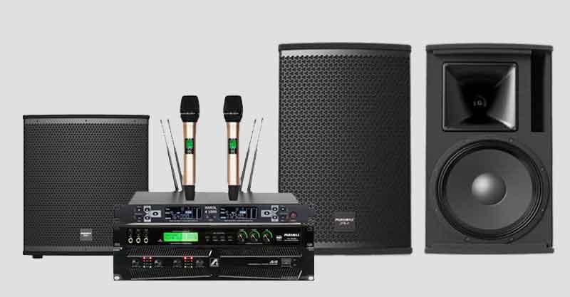 Dàn Karaoke Paramax 031