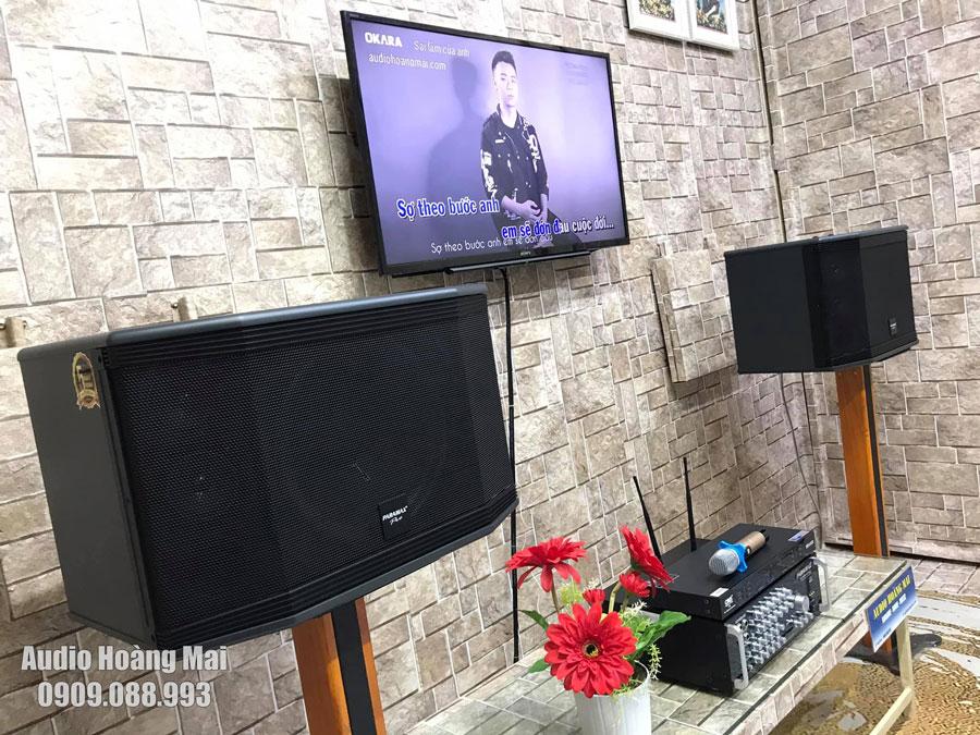 Dàn Karaoke Paramax 159