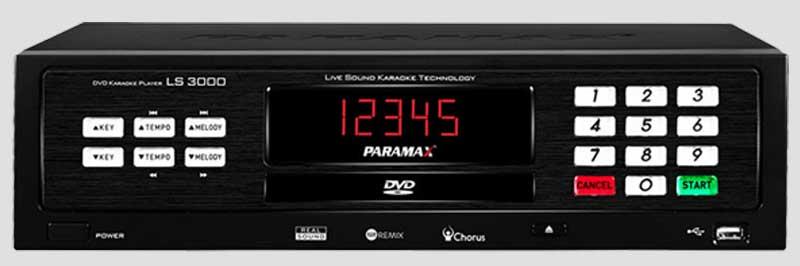 Đầu Karaoke Paramax LS 3000