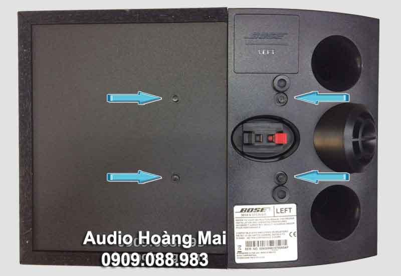 Khung Treo Bose 301 seri 5