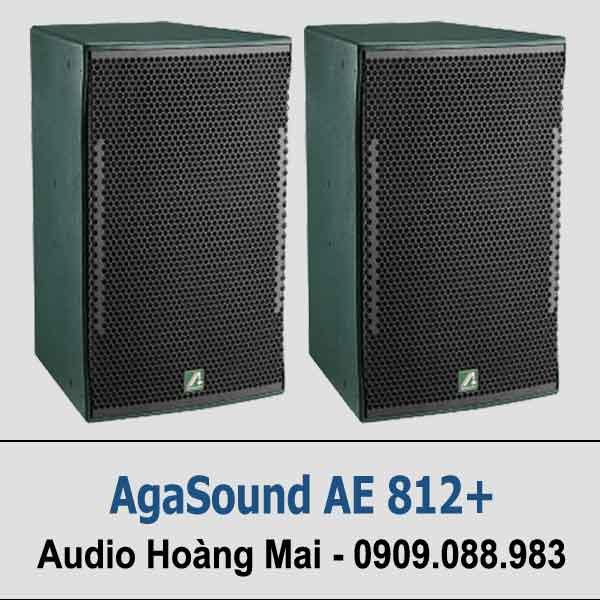 Loa AgaSound 812+