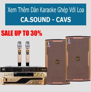Loa Full CAVS XB12 Pro