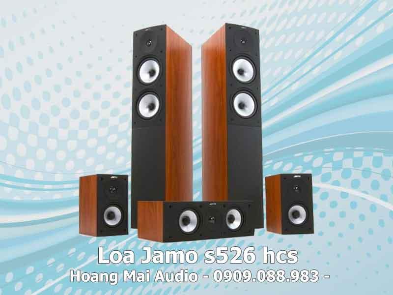 Loa Jamo s526 hcs