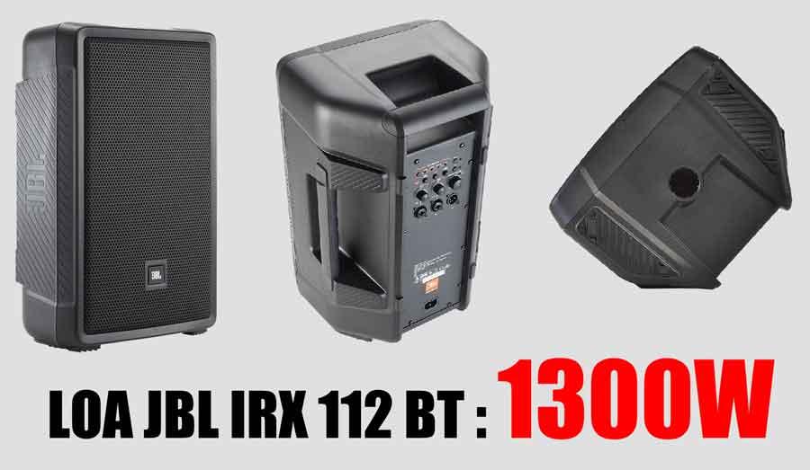 Loa JBL IRX 112BT