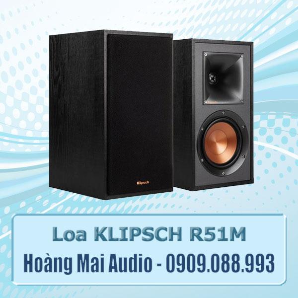 Loa Klipsch R51m