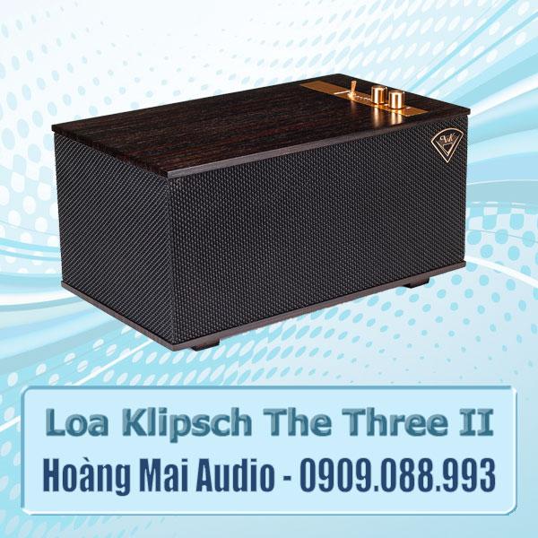Loa Klipsch The Three II