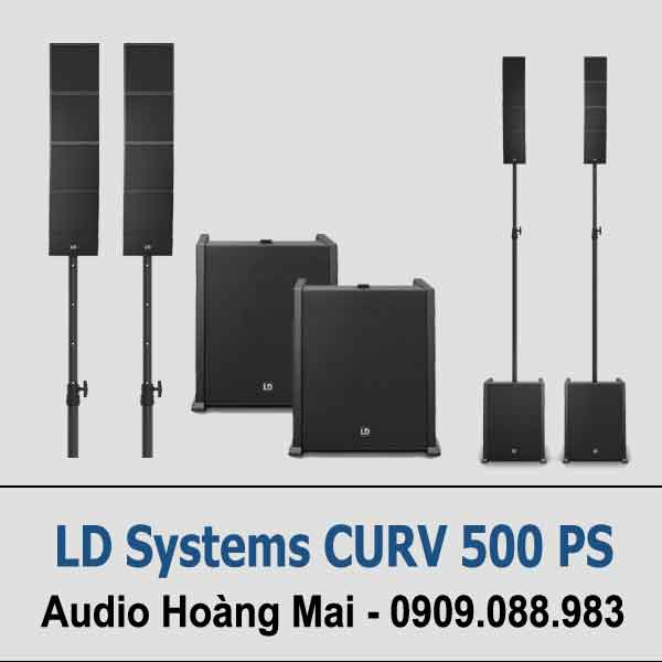 Loa LD Systems CURV 500 PS