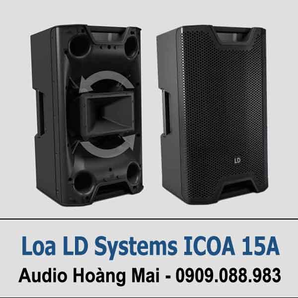 Loa LD Systems ICOA 15A
