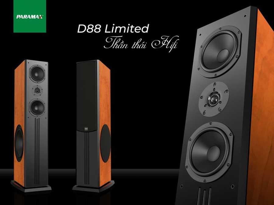 Loa Paramax D88 Limited