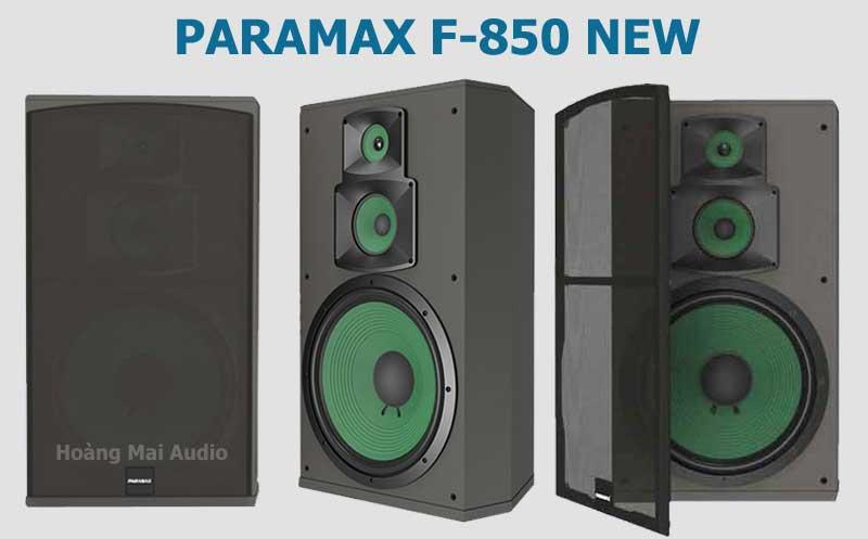 Loa Paramax F850 New