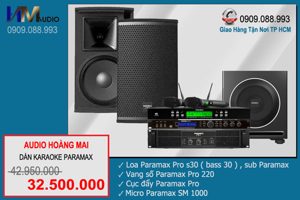 Loa Paramax S30
