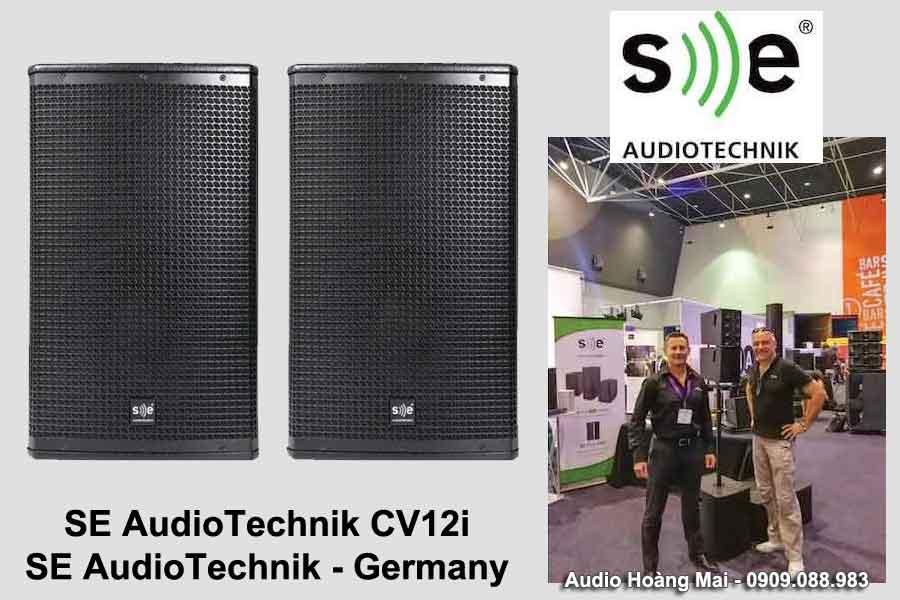 Loa SE AudioTechnik  CV12i