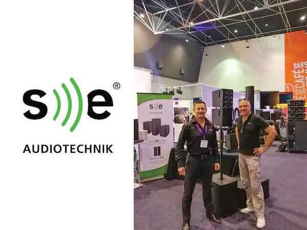 Loa SE AudioTechnik K10i
