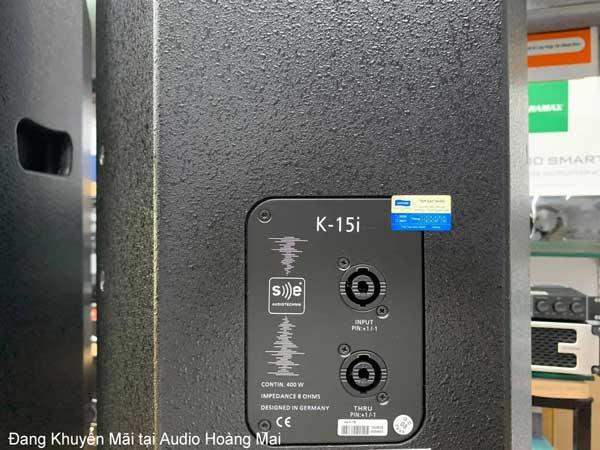 Loa SE AudioTechnik K15i
