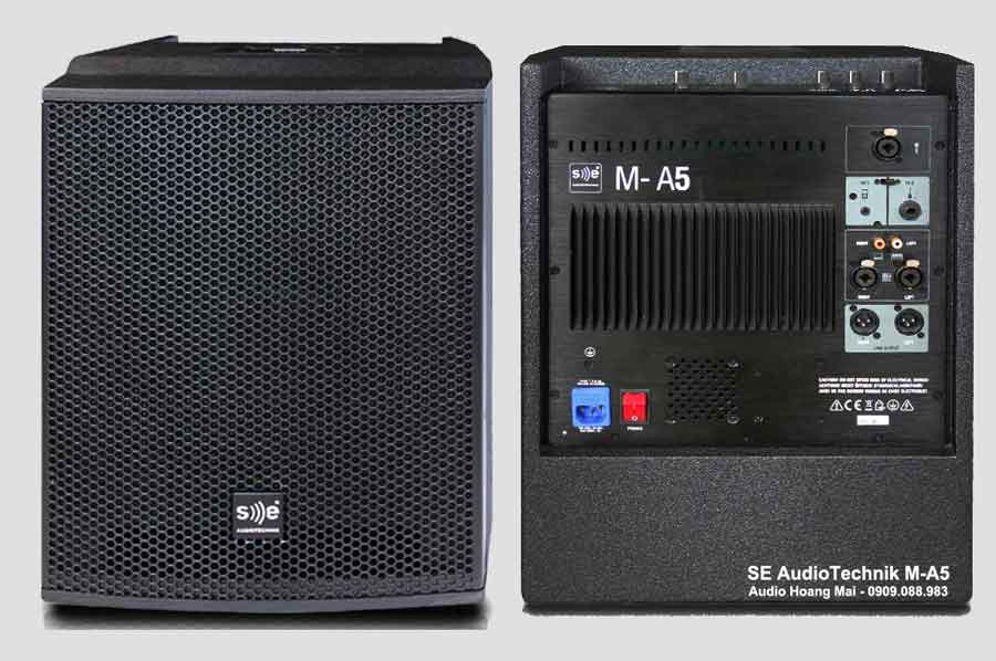 Loa SE AudioTechnik M A5