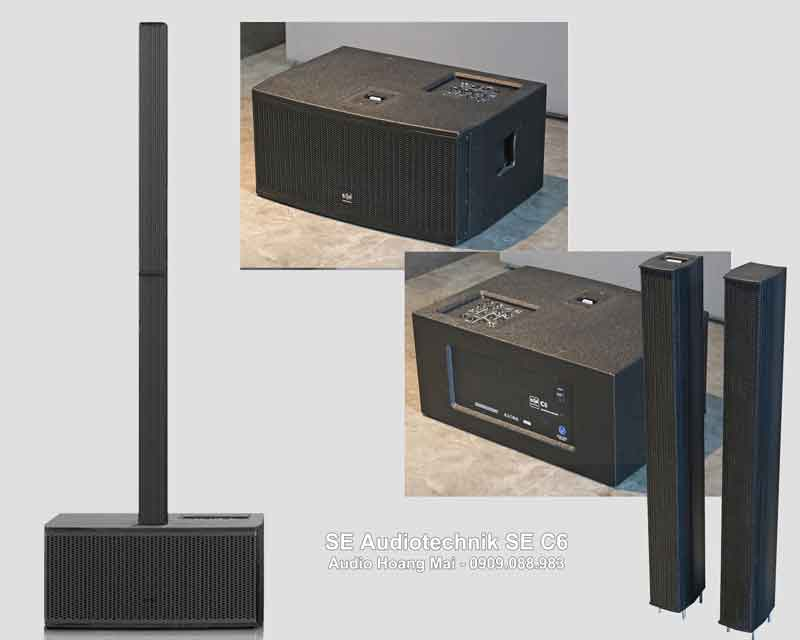 Loa SE AudioTechnik SE C6
