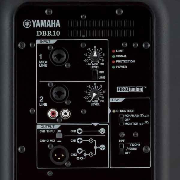 Loa Yamaha DBR 10