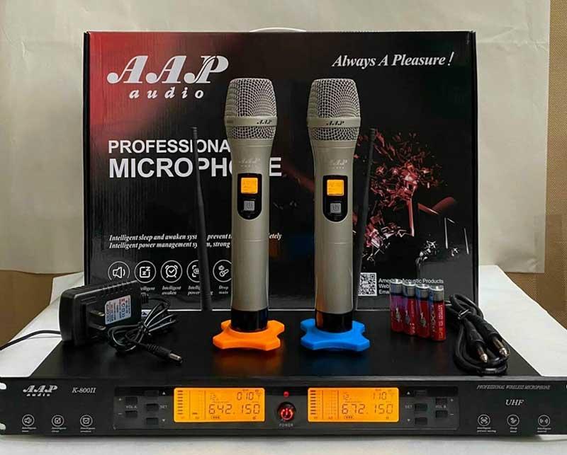 Micro AAP K800 II