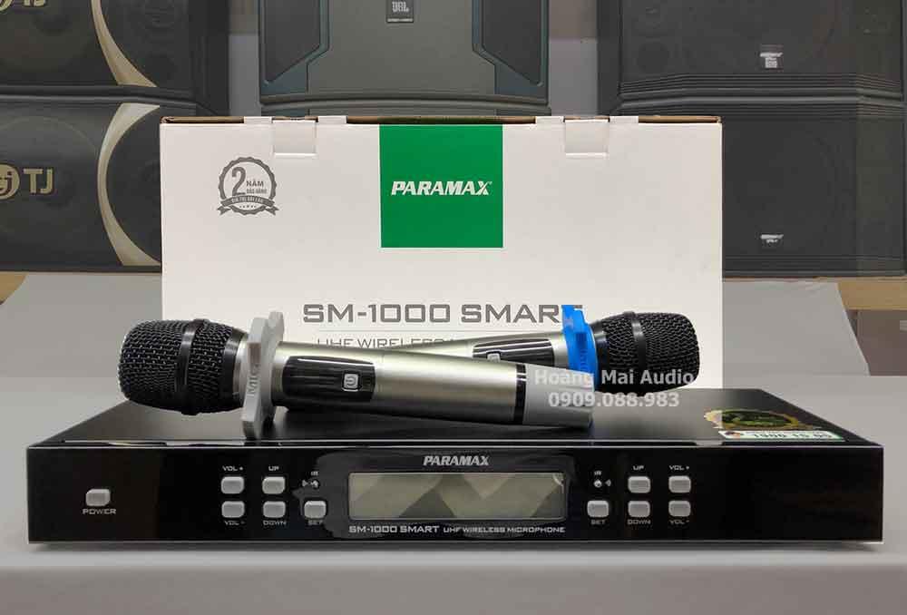 Micro Paramax SM 1000