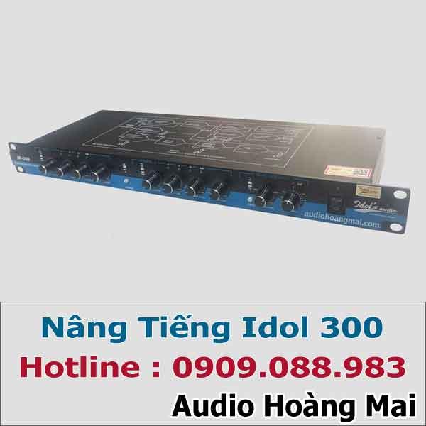 Nâng tiếng Idol IP 300