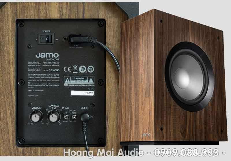 Sub Jamo s810
