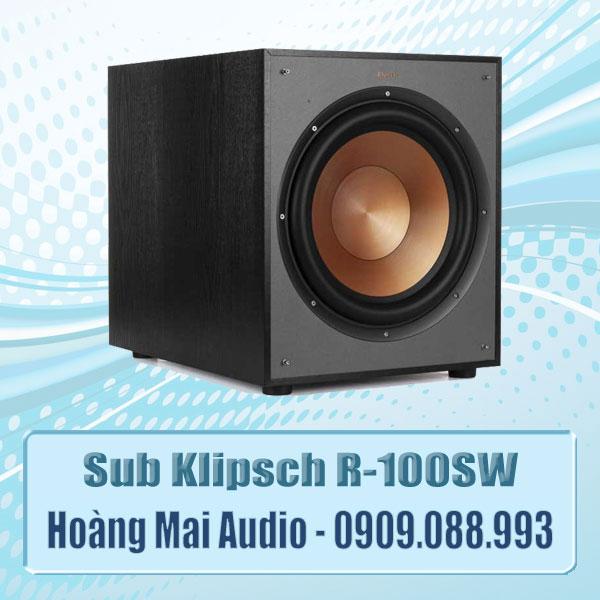 Sub Klipsch R100SW