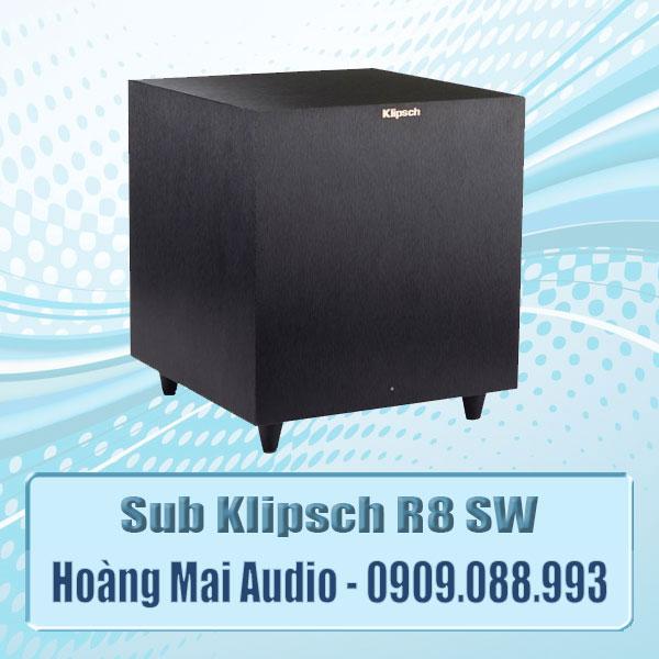 Sub Klipsch R8SW