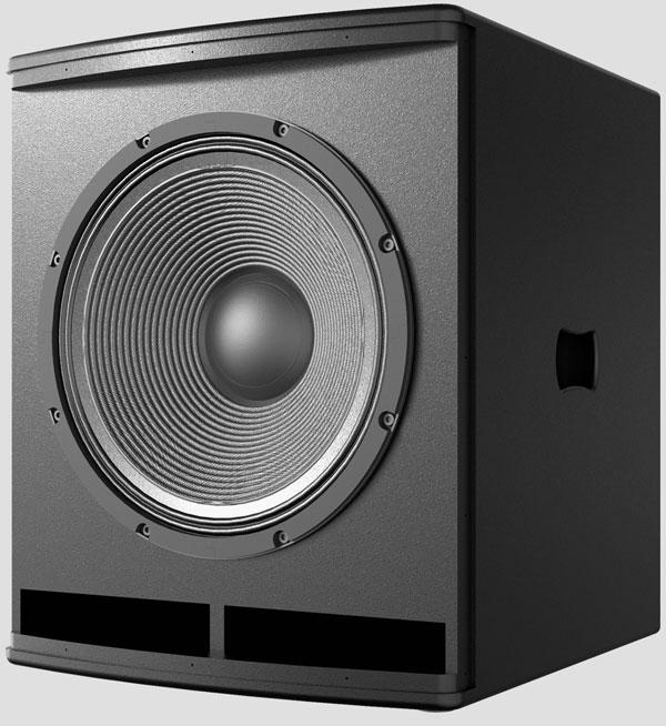 Sub Paramax Pro V50